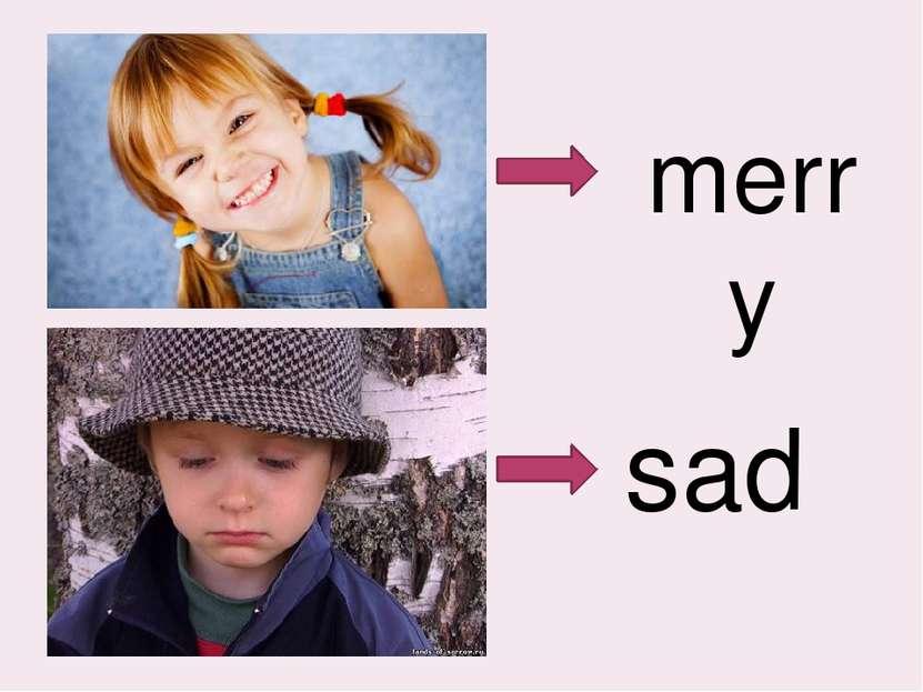 merry sad
