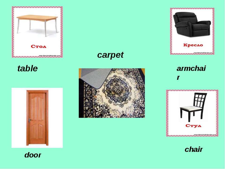 table carpet armchair chair door