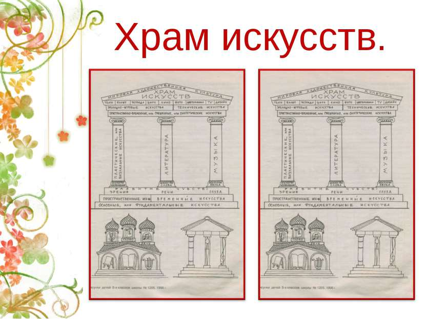 Храм искусств.
