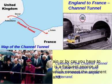 Map of the Channel Tunnel England to France – Channel Tunnel If you go to Eng...