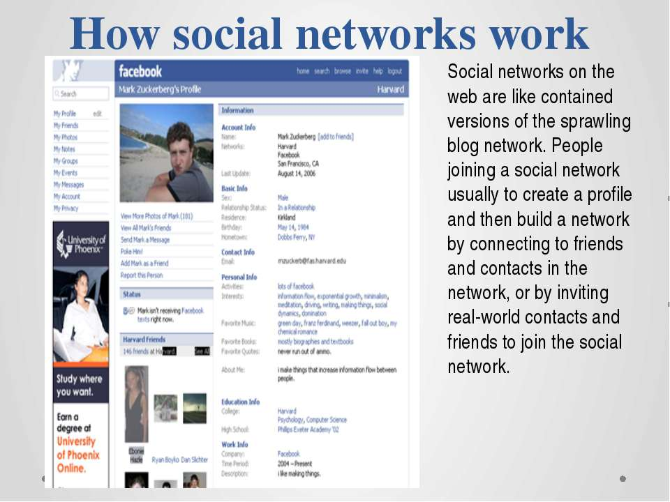 case study on social networking in our lives The usage of social network sites is increasing daily facebook, which is a popular social network site, is one of the most commonly used social sharing sites today, having millions of users.