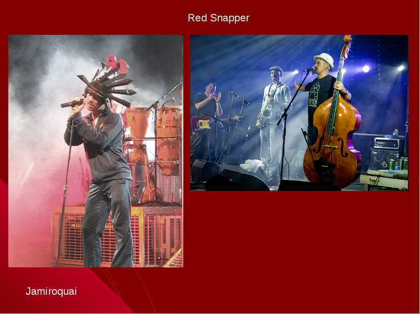 Red Snapper Jamiroquai