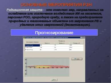 Радиационная защита - это комплекс мер, направленных на ослабление или исключ...