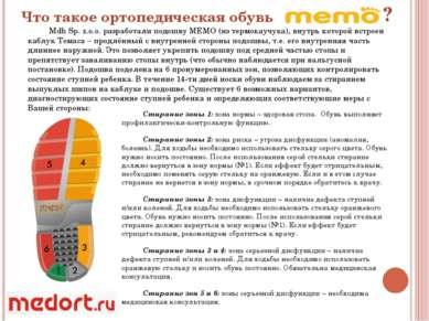 Что такое ортопедическая обувь ? Mdh Sp. z.o.o. разработали подошву МЕМО (из ...