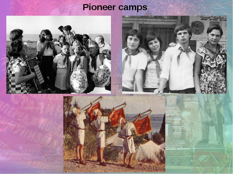 Pioneer camps