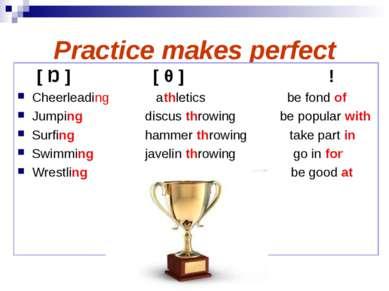 Practice makes perfect [ Ŋ ] [ θ ] ! Cheerleading athletics be fond of Jumpin...