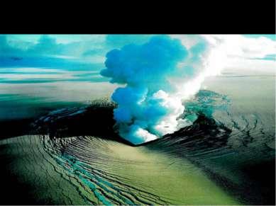 Главные вулканы России Всего в России насчитывается 68 действующих вулканов, ...