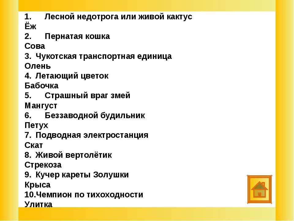 1. Лесной недотрога или живой кактус Ёж 2. Пернатая кошка Сова Чукотская тран...